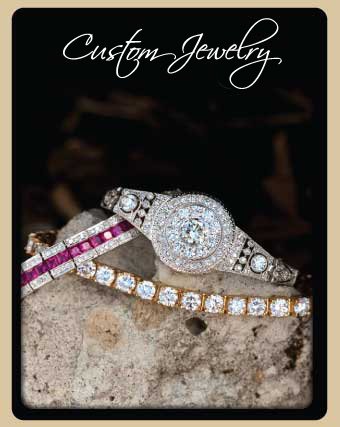 Bejeweled Custom Jewlery